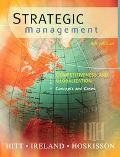 Strategic Management With Infotrac Competitiveness and Globalization Cases