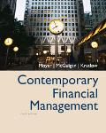 Contemporary Financial Management with infotrac