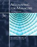 Accounting for Managers Text and Cases