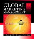 Global Marketing Management A Case Book
