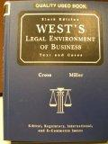 West's Legal Environment of Business: Text and Cases - Text Only
