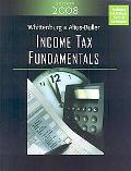 Income Tax Fundamentals (with Turbo Tax Bind-In Card)