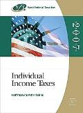 West Federal Taxation Individual Income Taxes 2007