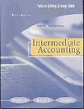 Problem Solving Stragegy Guide, Volume 1 for Nikolai/Bazley/Jones' Intermediate Accounting, ...