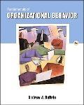 Fundamentals of Organizational Behavior (with InfoTrac)