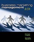 Business Marketing Management: B2b