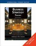 Business Strategy Theory and Cases International Student Edition