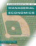 Fundamentals of Managerial Economics (Book Only)