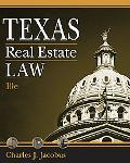 Texas Real Estate Law