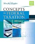 Concepts in Federal Taxation with CDROM