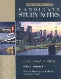 CFA Candidate Study Note, Level 1, Volume 2 for Financial Statement Analysis and Corporate F...