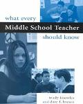 What Every Middle School Teacher Should Know The Key to Successful Middle School