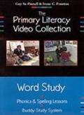Word Study Phonics & Spelling Minilessons - Buddy Study System