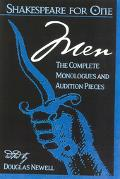 Shakespeare for One Men  The Complete Monologues and Audition Pieces