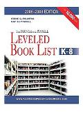 Fountas And Pinnell Leveled Book List K-8 2006-2008 Edition