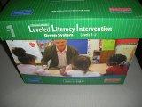 Fountas & Pinnell Leveled Literacy Intervention Green System (Box 1) Lessons 1-110 Levels A-...