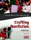 Crafting Nonfiction: Lessons on Writing Process, Traits, and Craft (Grades K-2)