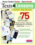 Texts and Lessons for Teaching Literature : With 65 Fresh Mentor Texts from Dave Eggers, Nik...