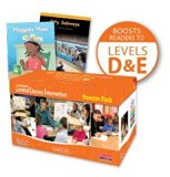 Fountas & Pinnell Leveled Literacy Intervention (LLI) Orange System Booster Pack Levels D - E