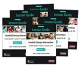 LLI Teal Lesson Guides 1 - 6 (Pack)