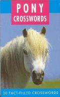 Pony Crosswords