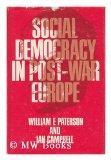 Social democracy in post-war Europe