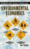 Environmental Economics (Economics Today)