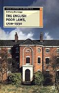 English Poor Laws 1700 to 1930