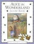 Alice in Wonderland Jigsaw Book