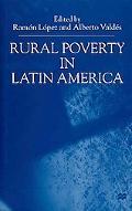 Rural Poverty in Latin America