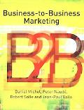 Business-To-Business Marketing Strategies and Implementation