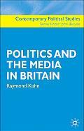 Politics and the Media in Britain