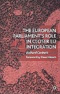 European Parliament's Role in Closer Eu Integration