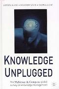 Knowledge Unplugged The McKinsey & Company Global Survey on Knowledge Management