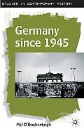 Germany Since 1945