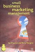 Small Business Marketing Management