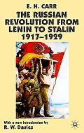 Russian Revolution From Lenin to Stalin (1917-1929)