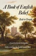 Book of English Belief: Bede to Temple - Joanna M. Hughes - Paperback