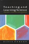 Teaching and Learning Science Towards a Personalized Approach