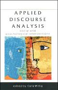 Applied Discourse Analysis Social and Psychological Interventions