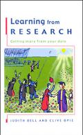 Learning from Research Getting More from Your Data