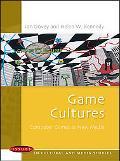 Games Cultures Computer Games As New Media