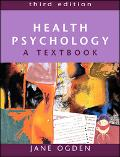 Health Psychology A Textbook