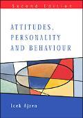 Attitudes, Personality And Behaviour