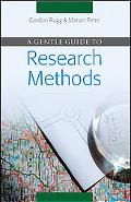 Gentle Guide to Research Methods