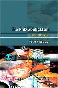 PhD Application Handbook