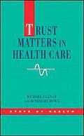 Trust in Health Care
