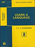 Teach yourself to Learn a Language
