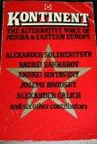Kontinent: Alternative Voice of Russia and Eastern Europe (Coronet Bks.)