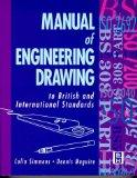 Manual of Engineering Drawing to British and International Standards